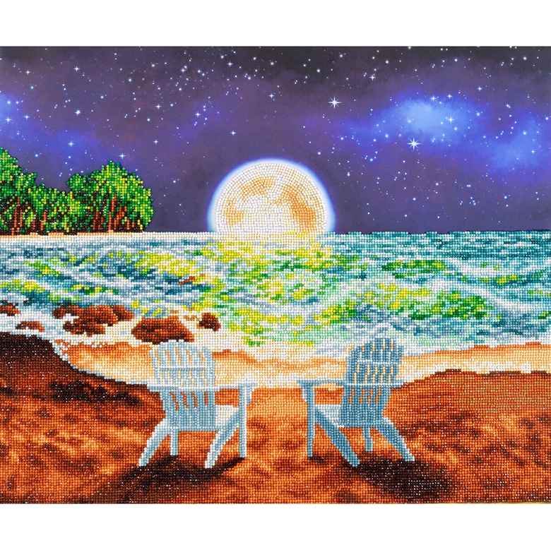 Picture of Moonlight Beach